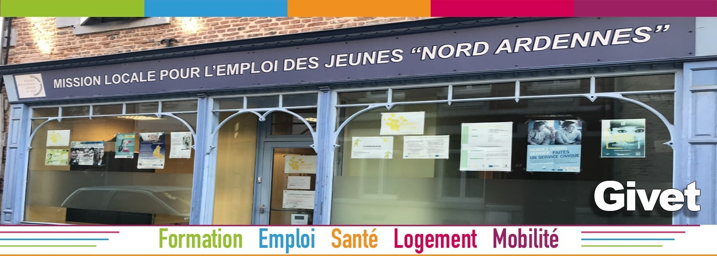 Mission Locale Nord Ardennes Givet