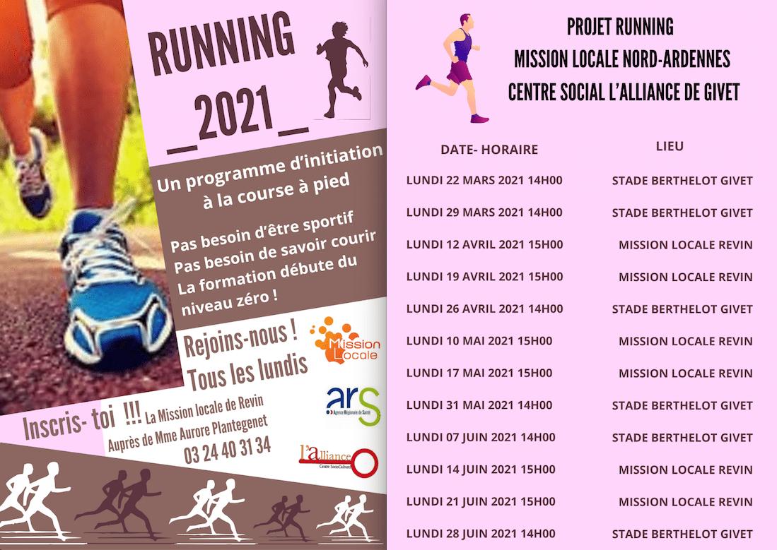 CHALLENGE RUNNING 2021