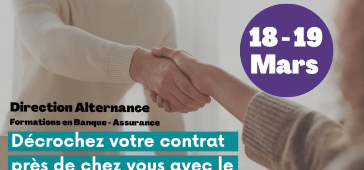 Job Dating des 18-19 mars du CFA DIFCAM / Alternance