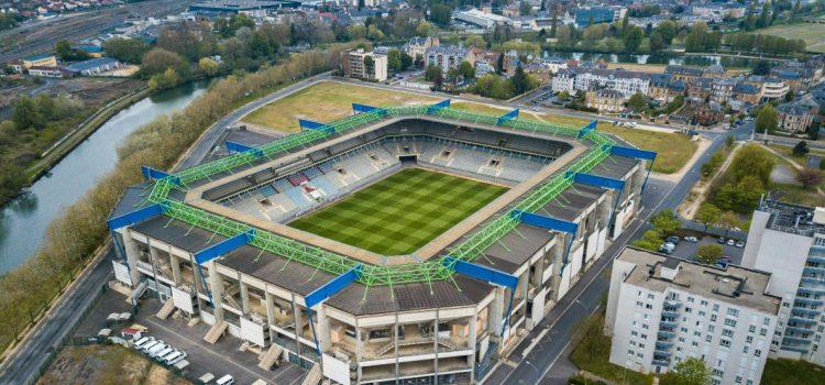 12 invitations par match à domicile (Stade de Sedan)